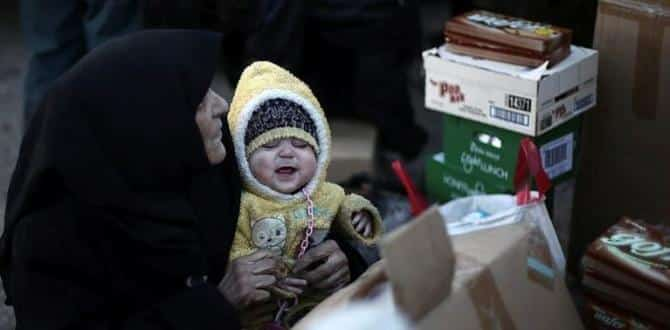 İkinci tahliye konvoyu batı Halep kırsalına ulaştı