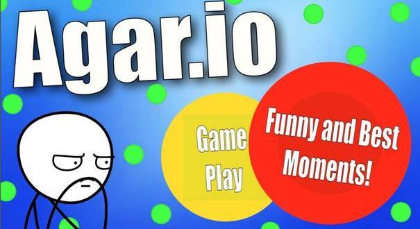 Agario! Unblocked Game; iO Games 2017 Oyna