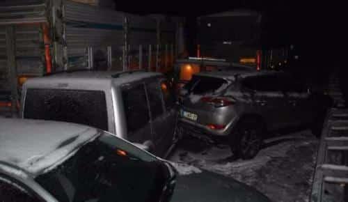 İstanbul'da en çok kaza o ilçede oldu!