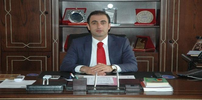 Kaymakam Alibeyoğlu terör saldırısını kınadı