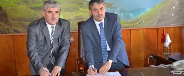 İşkur, Kaymakamlık ve Belediye ile İş Protokolü İmzaladı