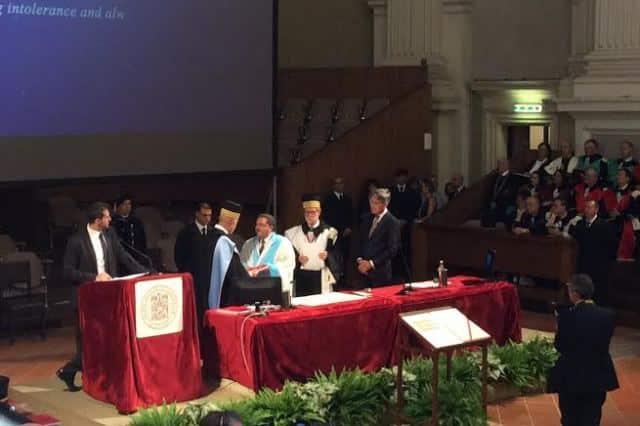 Eren Üniversitesi Magna Charta Gözlemcilik Konseyi Üyesi Oldu