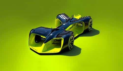 Michelin, Roborace'in resmi lastik sponsoru oldu