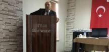 Milli Eğitim Müdürü Kokrmaz'dan değerlendirme toplantısı