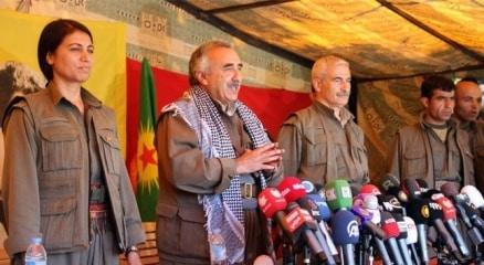 Murat Karayılan ve Duran Kalkan için yakalama kararı haberi