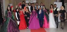 Modanın Yıldızları Bursa'da Parladı
