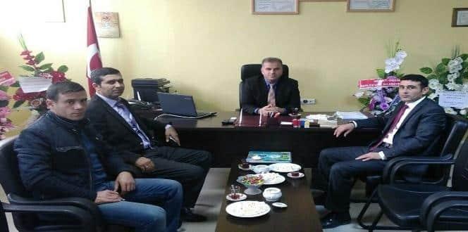 Osmanlı Ocaklarından KYK Müdürlüğü'ne ziyaret