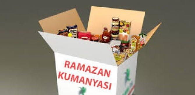 Ramazan Kumanya Paketi