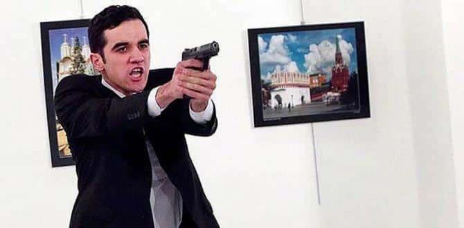 Rus Büyükelçi'nin katili nasıl polis oldu?