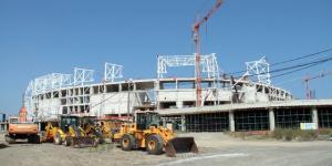 Samsun yeni stadına kavuşuyor!