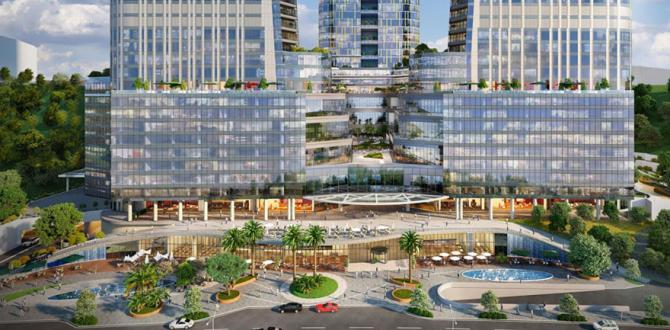 Skyland İstanbul'a tasarım AVM'si