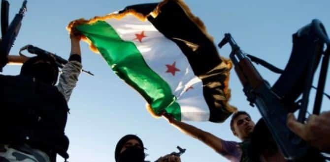 Suriye'deki muhaliflerden ateşkes uyarısı