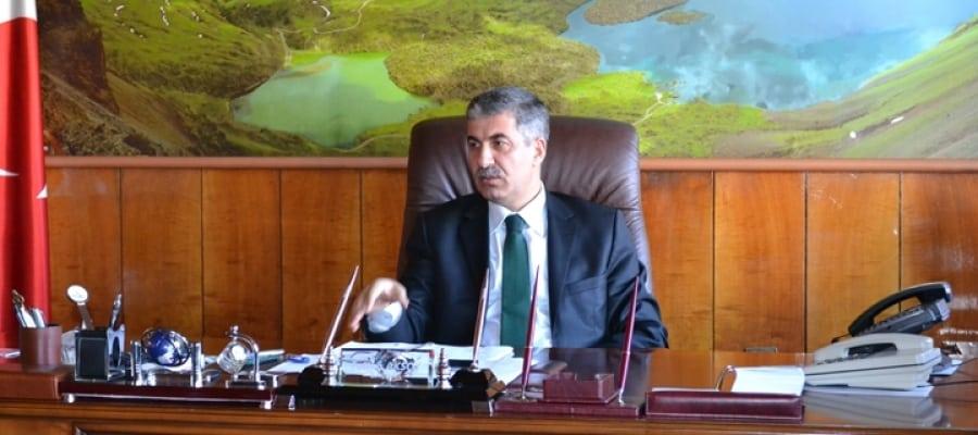 """Başkan Aksoy'dan """"Afiş"""" Açıklaması"""