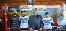 Tatvan'dan iki sporcu Bursaspor'un alt yapısına transfer oldu