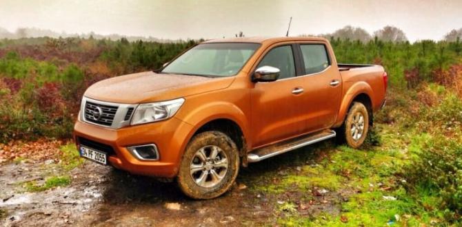 TEST: Nissan Navara 4×2