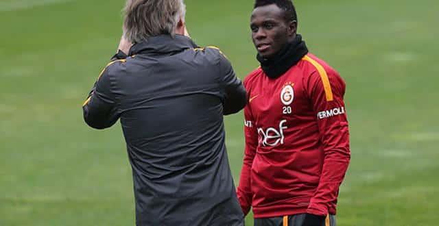 Tottenham'ın istediği Bruma'dan Galatasaray yönetimine: