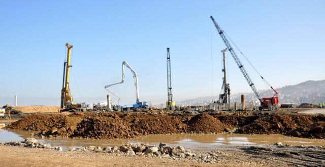 Trabzonspor'un yeni stadı olan Akyazı Stadı'nda son durum