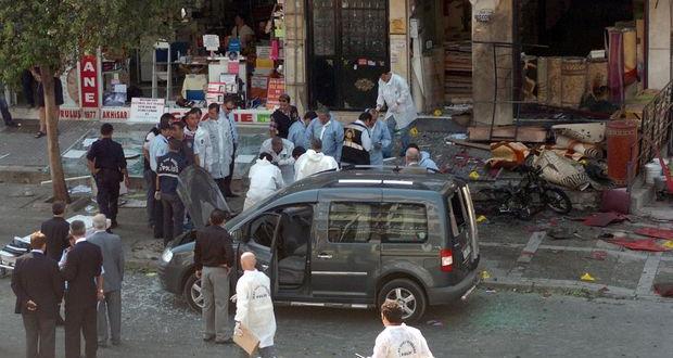 Yenibosna 75. yıl polis merkezine saldırı davası